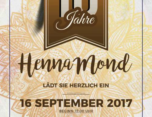 10 Jahre HennaMond e.V.